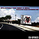 Dj Vinyl Killer - Live Act @ Tunel Gabba Club (Satan Inside Recordings - 2011)