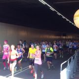 London Marathon Tunnel Mix 2015