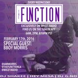 The Function (Episode 007) with DJ SHAKEE, HEY MESA, DJ GNO, and guest BBOY MORRIS
