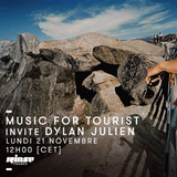 Music for Tourist invite Dylan Julien 21/11/2016