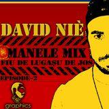 Manele mix - Fiu de Lugașu de Jos (Mixed And Selected By David Niè)