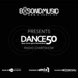 B-SONIC RADIO SHOW #255 - German Dance50 DJ Chart Show (KW07)