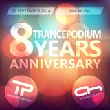 John O'Callaghan @ TrancePodium 8th Anniversary Celebration (30-09-2014)