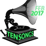 TEN SONGS - February 2017 (Interview w/ Meiko)