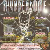 Dj E-Rush @ Thunderdome Xll on tour Peppermill Heerlen 29-03-1996