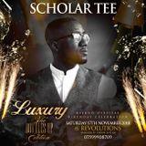 Scholar Tee w/ Ramzee & Riskgo @ Luxury - Revolution Leadenhall London 17.11.18 (Mixcloud Exclusive)