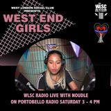 Portobello Radio Saturday Sessions @LondonWestBank with West London Social Club & DJ Noudle