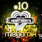 Alex Barcenes - MEGAMIX - Heartbeats #10