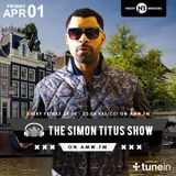 the simon titus show Friday  1st April 2016 8pm - 9pm