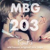 DJMBG203 DJ MBG - 1992 10 17 Kinki by MBG