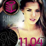 Rekeatz live @ Electric Pleasure April 2014