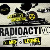 May Mc Laren @ Radioactivo Nº 333 at Radio Vox (Vinyl Only)   November 24th, 2012