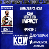 TNA Impact Wrestling Review (1/23/15) - Make An Impact - Episode 2