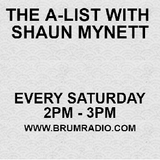 The A-List with Danny  de Reybekill (25/03/2017)
