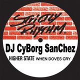 DJ CyBorg SanChez - Higher State When Doves Cry