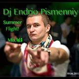 Dj Endrio Pismenniy -Summer Flight (Mix Vol.6)
