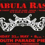 Joey Beltram - Tabula Rasa South Parade Pier Portsmouth 31.05.1993