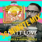 Matt Love's Disco Brunch 36 minute Mix