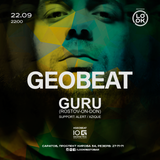 Look Podcast 001 - Guru (Rostov on Don) - Geobeat