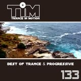 Trance In Motion 133