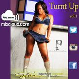 Deltonia Cannon Turnt Up Volume One