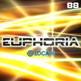 EUPHORIA ep.88 16-03-2016 (Loca FM Salamanca) DJ Correcaminos