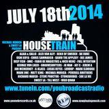 Deep Fish - House Train Radio Show 140718