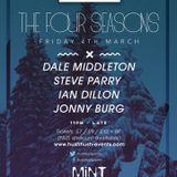 Ian Dillon Live @ Hush Hush Mint Club Leeds wih Dale Middleton, Steve Parry & Jonny Burg 04/03/2016