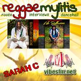 Interview with Torch & Stikki Tantafari on the Reggaemylitis Show, Vibes FM, London