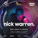 Opening Set For Nick Warren (24-06-2018, Bangalore)