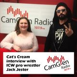 Cat's Cream interview w/Jack Jester, ICW wrestler, 8 Feb 2017