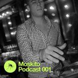Moskito Podcast 001 - Pepper