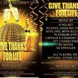 V. ROCKET SOUND @ 'GIVE THANKS FOR LIFE' - 29-12-18 - WOLVERHAMPTON