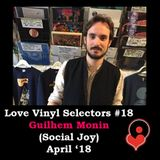 Love Vinyl Selectors Series #18 Guilhem Monin (Social Joy)