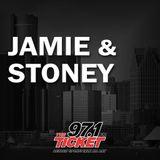 Loyola-Chicago Assistant Coach Drew Valentine joins Jamie and Stoney