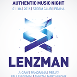 Annita - Lenzman Spotlight Mix (For Authentic Music Night @ Storm Club Prague 1/4/16)