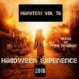CD6-VA-HardTest vol.78 mixed by The Prisoner [Halloween experience 2018]