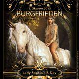 Wallace&Mindfield  Burgfrieden on Psy Okt. 2013 ( Live Mitschnitt )