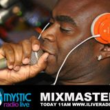 Nov 17th - The Lunch Time Ride with Mixmaster J 5 Star General