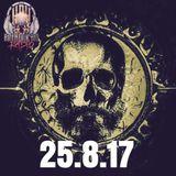 Hard Rock Hell Radio - Atom Heart Mutha - 25th August 2017