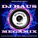 DJ Haus Melbourne Beats Megamix 2014 vol.1