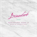 Discofunk Tape lV - Mixed by Optimus Funk
