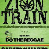 Zion Train live in Torino 2015