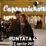 "Bar Traumfabrik Puntata 42 - ""Mia madre"" di Nanni Moretti"