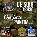 On jase paintball avec Task Force Québec
