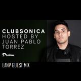 Clubsonica Radio 008 - Juan Pablo Torrez & guest EANP