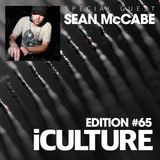 iCulture #65 - Special Guest - Sean McCabe
