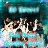 DJ Djonat - Tech House (MiniMix) Vol. 02
