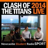 Clash of the Titans 2014 Live