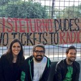 """Triste Turno (3-10-2016) """"Transmisión desde el concierto de Radiohead en la Ciudad de México"""""""